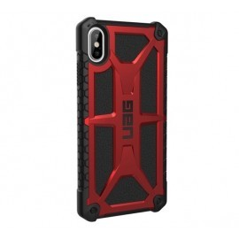 UAG Hard Case Monarch iPhone XR Rot