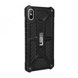 UAG Hard Case Monarch iPhone XS Max Carbon Schwarz