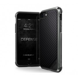 X-Doria Defense Lux cover iPhone 7/8/SE 2020 schwarz camo