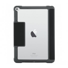 STM Dux Rugged Bookcase iPad Air 2 schwarz
