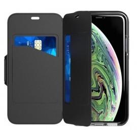 Tech21 Evo Wallet iPhone XS Max schwarz