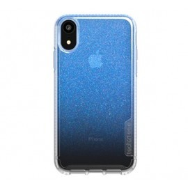 Tech21 Pure Shimmer iPhone XR blau