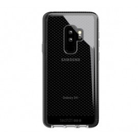 Tech21 Evo Check Galaxy S9 Plus Hülle schwarz / transparent