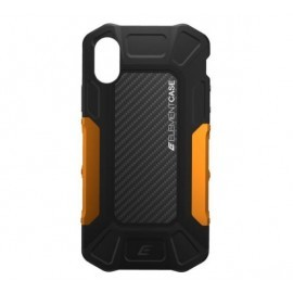 Element Formula Case iPhone X / XS Schwarz / Orange
