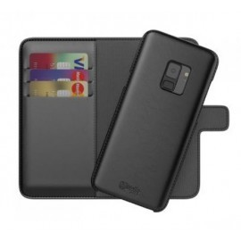 BeHello 2-in-1 Wallet Case Galaxy S9 Schwarz