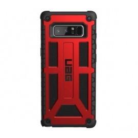 Urban Armor Gear Galaxy Note 8 Monarch Case schwarz / rot