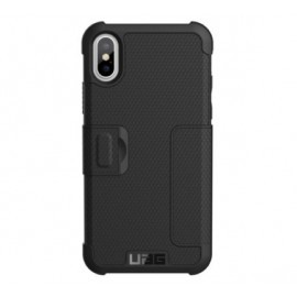 Urban Armor Gear Metropolis case iPhone X / XS schwarz