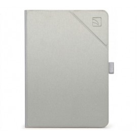 Tucano Minerale Folio Case iPad Pro 10,5 / Air 2019 silber