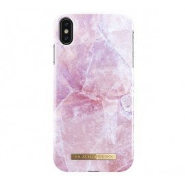iDeal of Sweden iPhone XS Max Pilion pink Marmor
