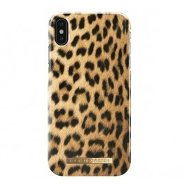 iDeal of Sweden iPhone XS Max Hülle wild leopard