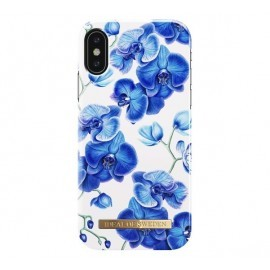 iDeal of Sweden iPhone X / XS Blaue Orchidee
