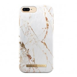 iDeal of Sweden iPhone 7 Plus / 8 Plus Marmor gold