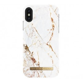 iDeal of Sweden iPhone X / XS Marmor gold