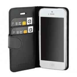 Valenta Booklet Classic Luxe iPhone 5 / 5S Schwarz