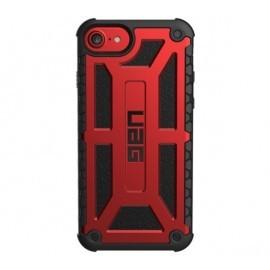 Urban Armor Gear Hard Case iPhone 8/7/6S Monarch rotschwarz