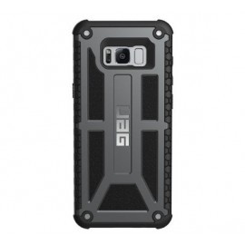 Urban Armor Gear Hard Case Galaxy S8 Plus Monarch schwarz