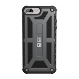Urban Armor Gear Case iPhone 8/7/6S Plus Monarch schwarz