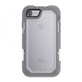 Griffin Survivor Summit case iPhone 7 / 8 / SE 2020 weiß