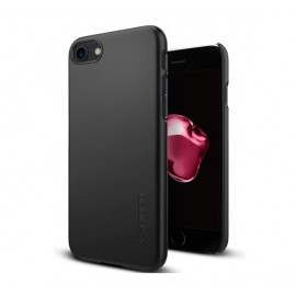 Spigen Thin Fit iPhone 7 / 8 / SE 2020 schwarz