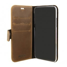 Valenta Booklet Classic Luxe iPhone XS Max Vintage Braun