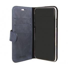 Valenta Booklet Classic Luxe iPhone XR Vintage Blau