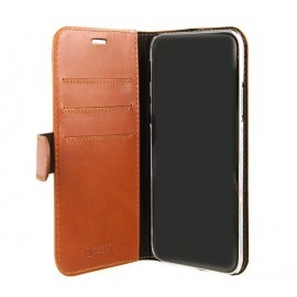 Valenta Booklet Classic Luxe iPhone XR Braun
