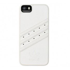 Adidas Moulded Case iPhone 5(S) zwart/zilver