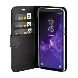 Valenta Classic Luxe Booklet Galaxy S9 schwarz