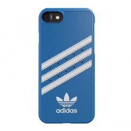 Adidas Moulded Case iPhone 7 Blau
