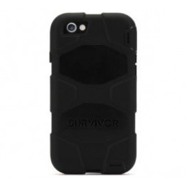 Griffin Survivor Hardcase iPhone 6(S) Plus schwarz