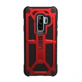 UAG Monarch Galaxy S9 Plus rot / schwarz