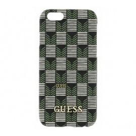 Guess Jet Set Hardcase iPhone 6(S) grün
