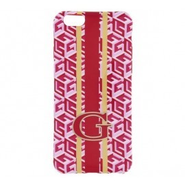 Guess G-Cube TPU Hülle iPhone 6 (S) rot