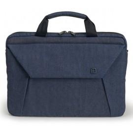 Dicota Slim Case Plus EDGE 14 bis 15.6 inch blau