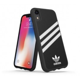 adidas originals Moulded Case iPhone XR Schwarz