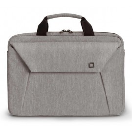 Dicota Slim Case Plus EDGE 14 bis 15.6 inch grau