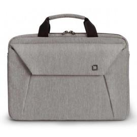 Dicota Slim Case Plus EDGE 14 bis 15.6 inch grau