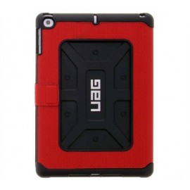 Urban Armor Gear Folio Metropolis case iPad Air 1 / 2017 / 2018 rot