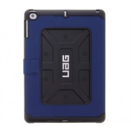 Urban Armor Gear Folio Metropolis case iPad Air 1 / 2017 / 2018 blau