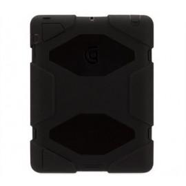 Griffin Survivor Hardcase iPad 2/3/4 schwarz