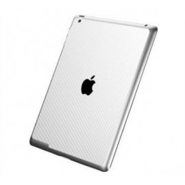 Spigen Skin Guard Carbon iPad 3/4 weiß