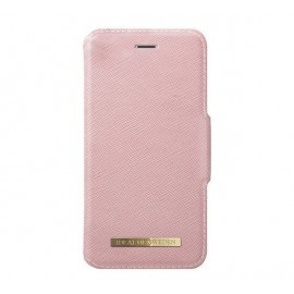 iDeal of Sweden Fashion Wallet iPhone 8 Plus / 7 Plus pink