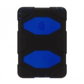 Griffin Survivor Hardcase iPad Mini 1/2/3 Blau-Schwarz