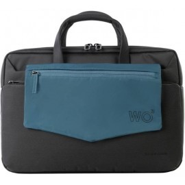 Tucano Work Out III Brief MacBook 15 Zoll schwarz
