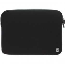 MW Sleeve MacBook Pro 15' Late 2016 schwarz / weiß