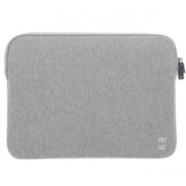 MW Sleeve MacBook Pro 13' Late 2016 grau / weiß