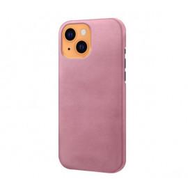 Casecentive Lederhülle iPhone 13 rosa