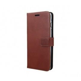 Valenta Booklet Gel Skin Samsung Galaxy S10 braun