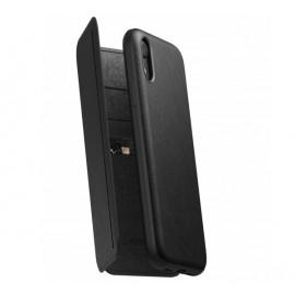 Nomad Rugged Case Tri-Folio iPhone XR schwarz