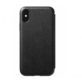Nomad Rugged Case Tri-Folio iPhone XS Max schwarz